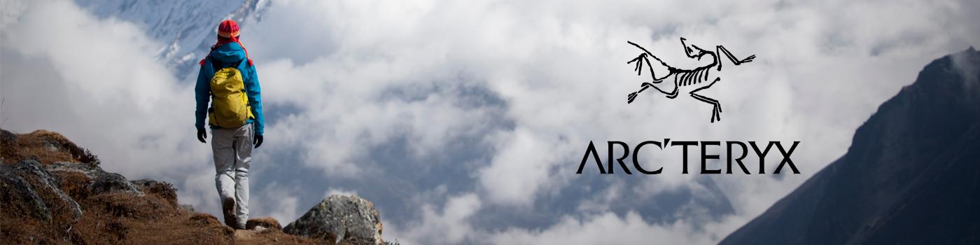Arcteryx: marca canadiense especializada en ropa técnica para montañismo, escalada y ski. Calidad, materiales de alto performance e innovación
