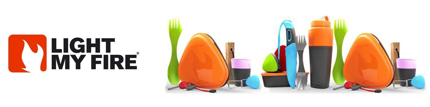 Soluciones prácticas con un increíble diseño en accesorios para la vida al aire libre, encuentra sus utensilios de cocina, camping y más en Tatoo