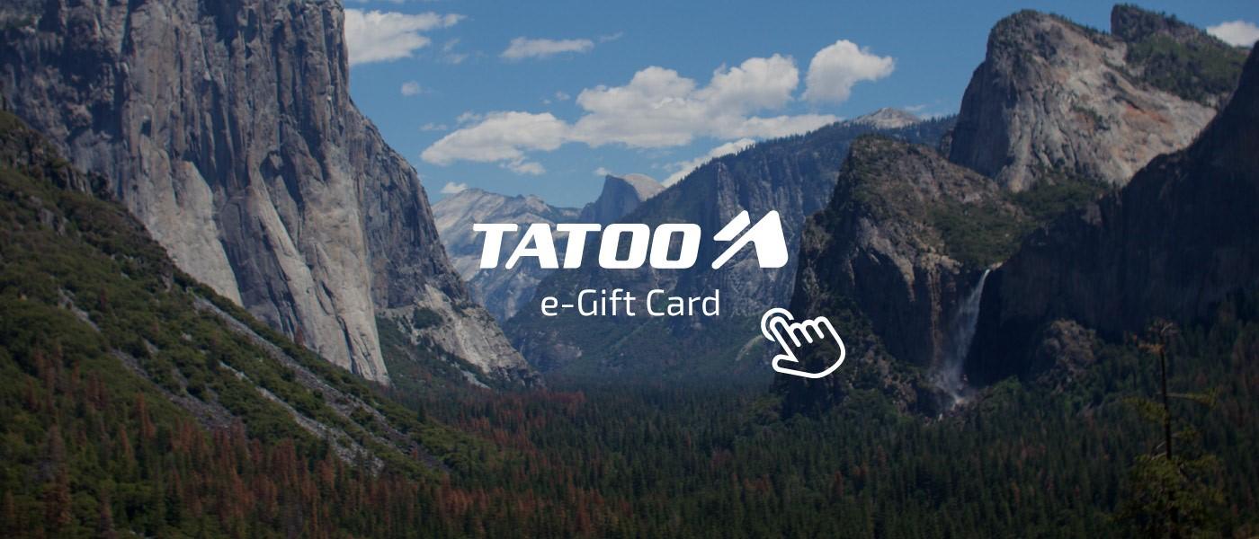 Tatoo e-Gift Card