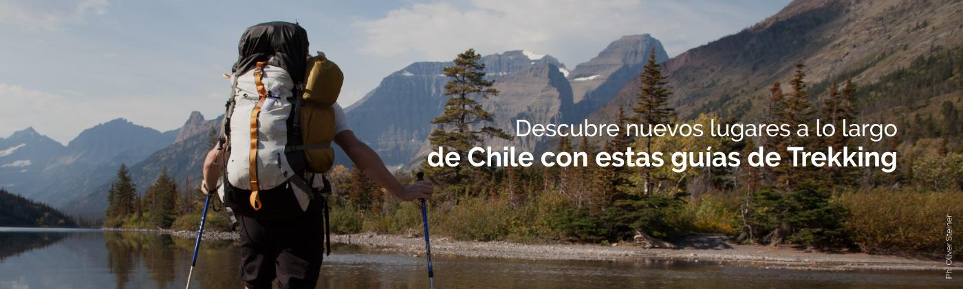 Guías de Trekking Chile