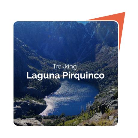 Trekking CLaguna Pirquinco