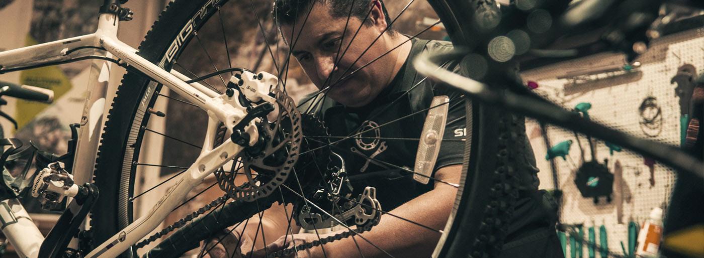 Banner Mecáncia de Bicicletas