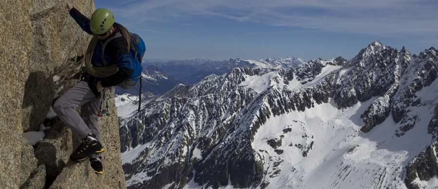 Botas para Montañismo