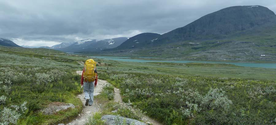 Trekking Lowe Alpine