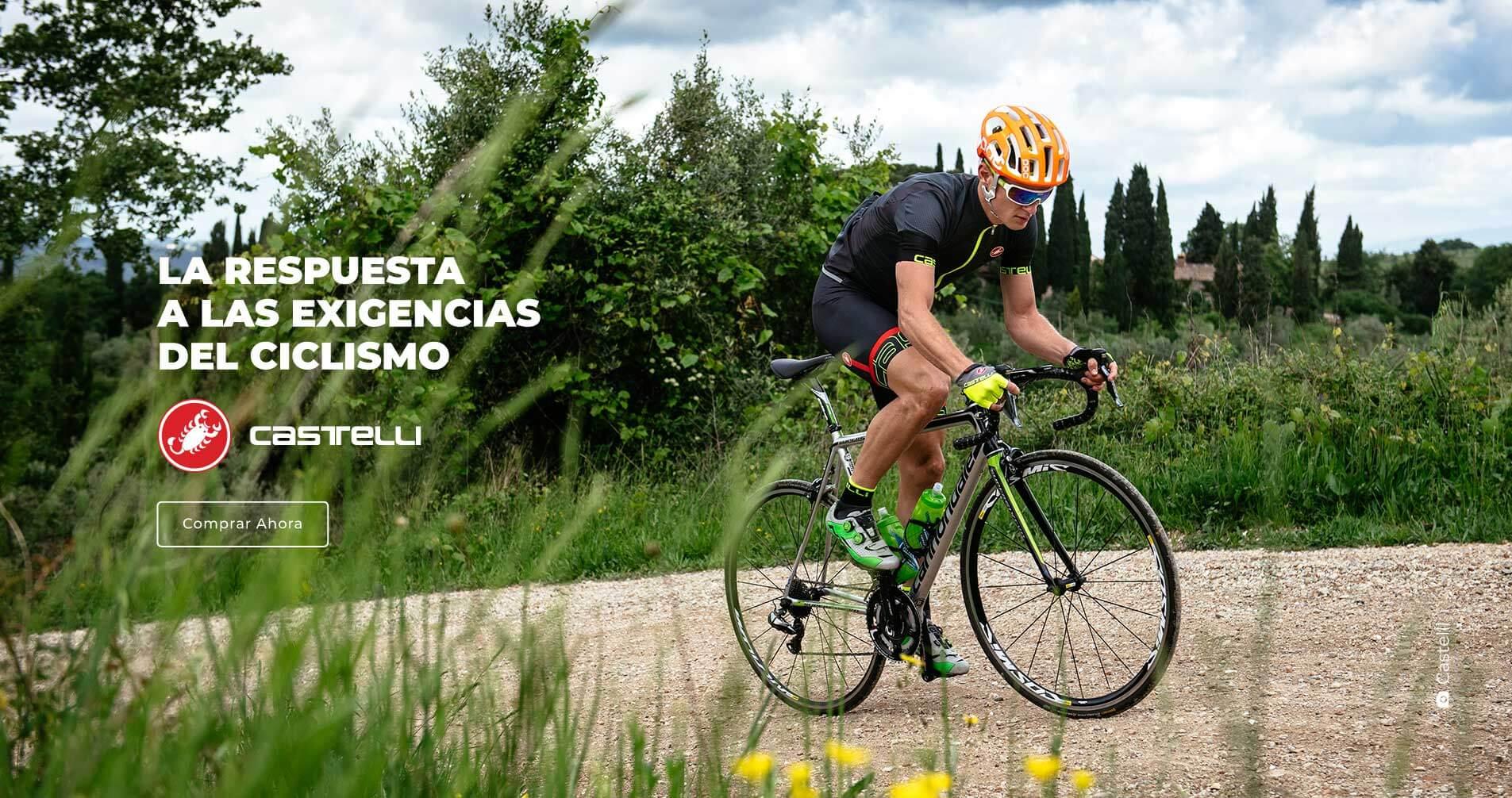 Nuevos productos Castelli en Tatoo Ecuador.