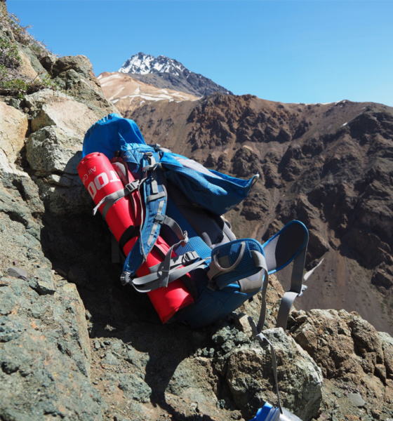 Mochila de Trekking.