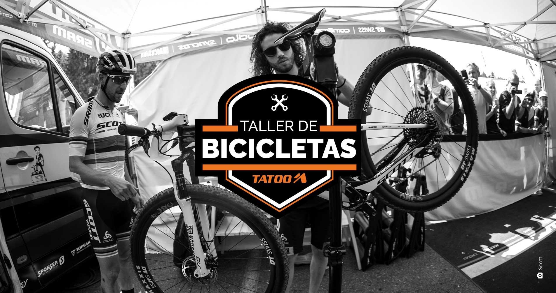 Mecánica de bicicletas Tatoo Adventure Gear