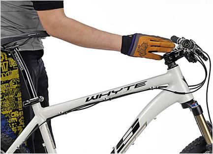 Posición correcta en la Bicicleta